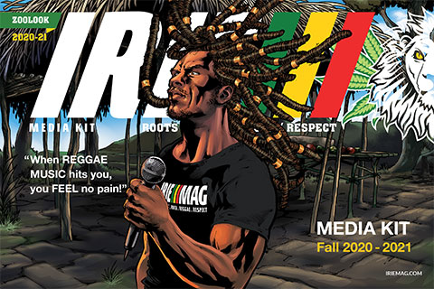 IRIE Media Kit Spring 2020-2021