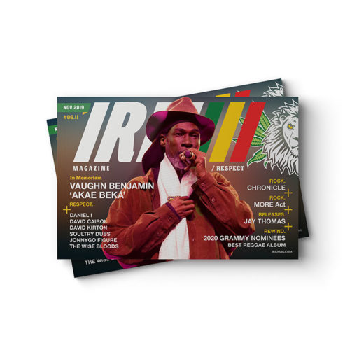 IRIE Magazine - World Reggae #06-11 1