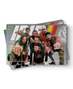 IRIE Magazine - World Reggae #06-10 2