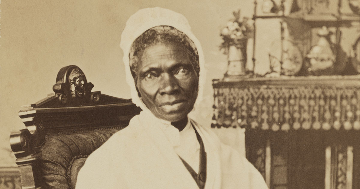 IRIE™ Magazine | ROOTS - Sojourner Truth
